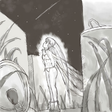 側溝の妖精