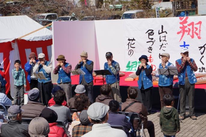 青梅吉野梅郷祭り20140316-7