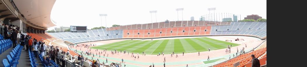 国立競技場パノラマ20140507-3AP