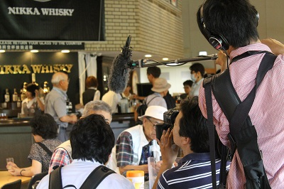 札幌ボランティアガイド ニッカ 2014-09-03 045