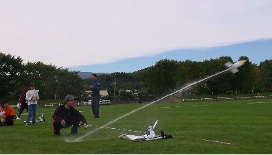 水ロケット2013優勝者(2)