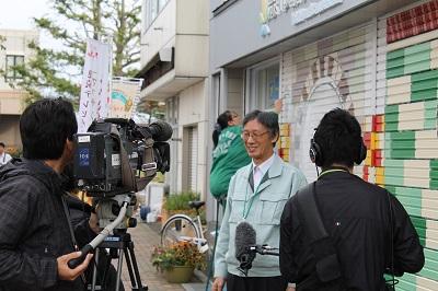 2014年10月20日 小樽商大 シャッターアート006(400)