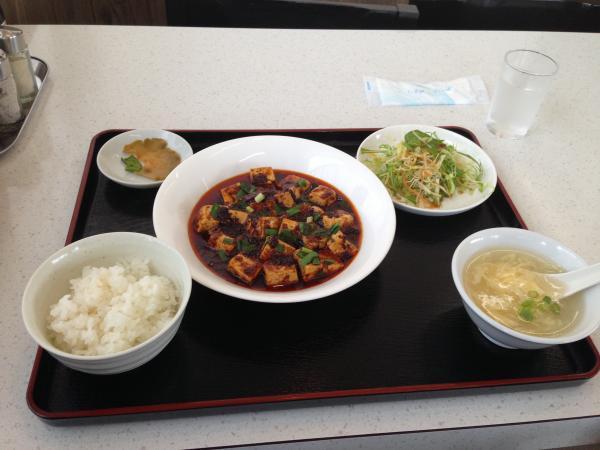 麻婆豆腐セット4