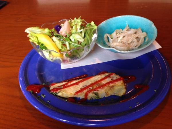 旬野菜3種盛り4