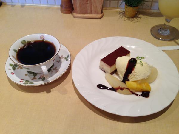 デザートとコーヒー10