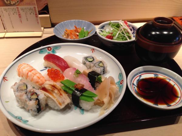 お寿司御膳4