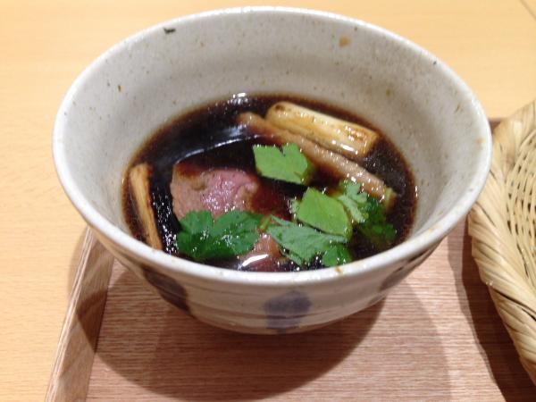 鴨蕎麦汁7