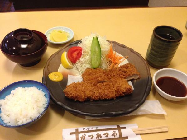 アップ定食4