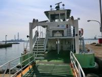 新港の渡し 越の潟