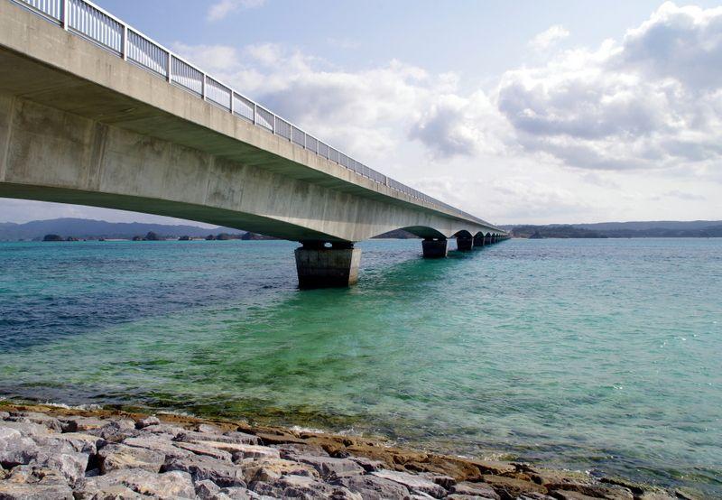 古宇利大橋(沖縄)