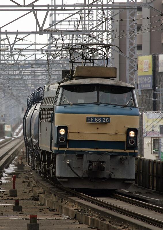 EF66-26 北朝霞dada