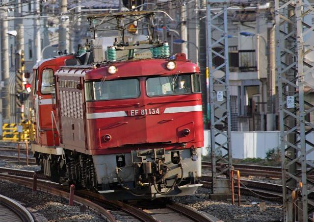 EF81-134+DE10-1704 配9751レ 重単