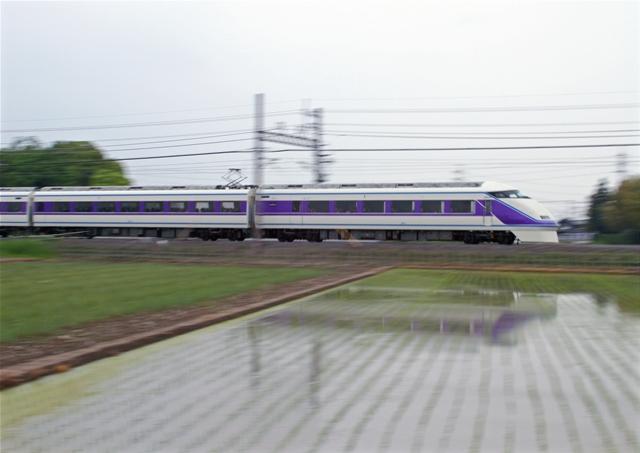 東武100系daadadf