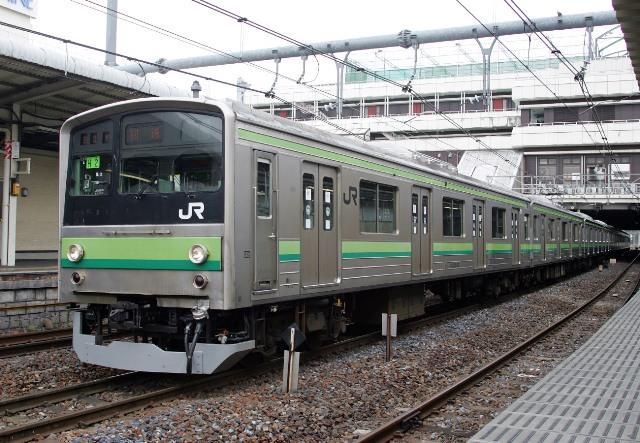 横浜線 205系bcbc