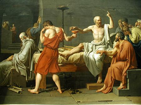 死ソクラテスの
