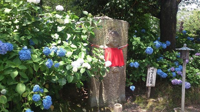 矢田寺味噌なめ地蔵