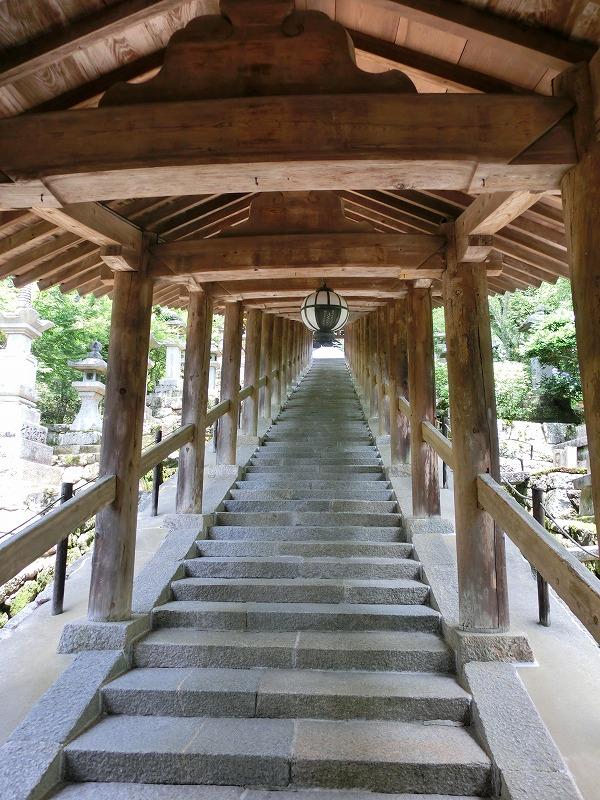 長谷寺 回廊