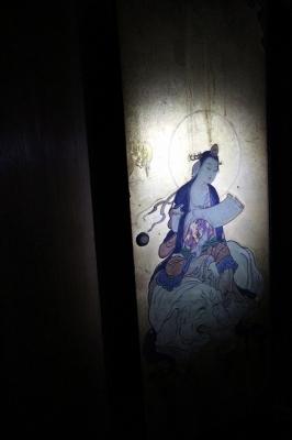 東大寺指図堂・普賢菩薩