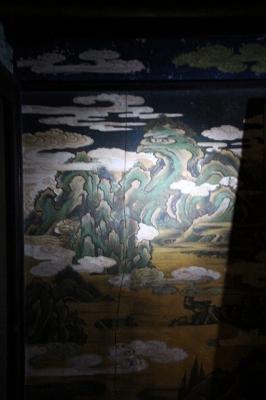 東大寺指図堂・霊鷲山