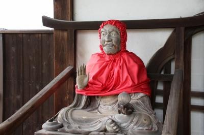 東大寺指図堂・びんずる尊者