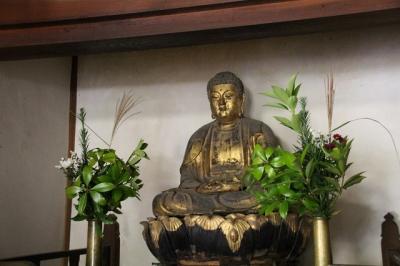 東大寺指図堂・阿弥陀如来坐像