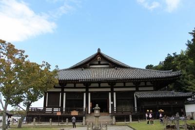 東大寺法華堂