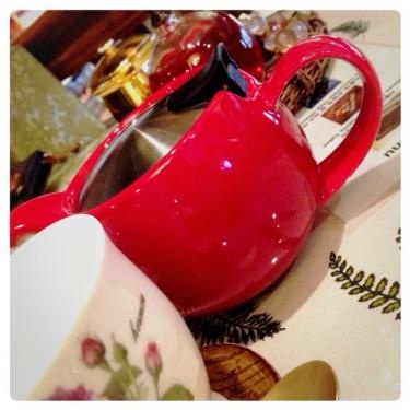 まったりと…お茶でもしたい…笑