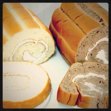 宮古島名物の渦巻きパン。空港でも売ってて人気ですㅎㅎ