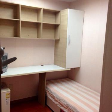 コシウォンのお部屋の1例。お部屋の作りもそれぞれ異なります。
