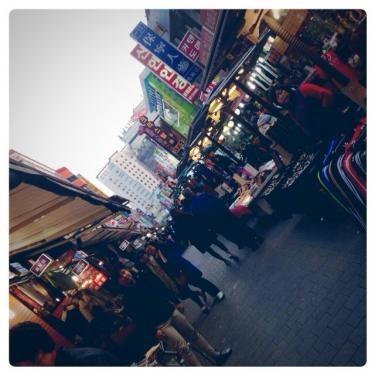 韓国旅行ぶり(?)の남대문 시장(南大門市場)へ。
