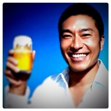 トータス松本さん。瓜二つの方が韓国にいらっしゃいます!笑