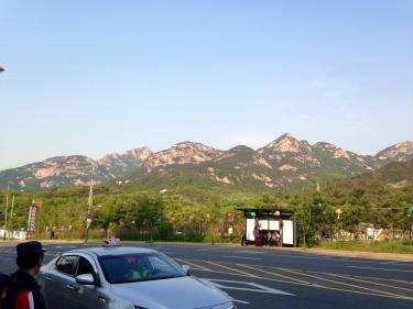韓国の山にもいつか登ってみたい^^