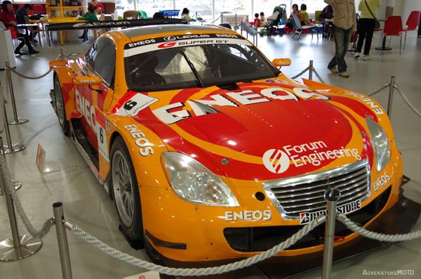 Super GT ENEOS SC430