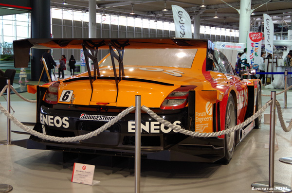 Super GT ENEOS SC430 rear view