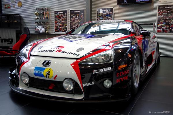 LEXUS Gazoo racing LFA Nürburgring 24H