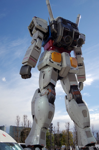 Full scale GUNDAM