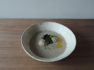 ごぼうのスープ