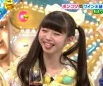 NMB48 市川美織レモン セクシー 舌出し 顔アップ 笑顔 ツインテール ロリータフェイス 地上波キャプチャー 高画質エロかわいい画像20 ぶっかけ用 合法
