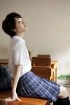 剛力彩芽 セクシー カメラ目線 ショートヘア 制服 スカート 女優 ぶっかけ用素材 高画質エロかわいい画像42 顔射待ちポーズ