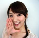 松村未央 フジテレビ 女子アナウンサー セクシー 顔アップ カメラ目線 笑顔 美人 高画質エロかわいい画像1 顔射ぶっかけ用素材
