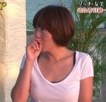 ノッチの嫁 佐藤友美 セクシー 巨乳おっぱい 地上波キャプチャー 高画質エロかわいい画像4
