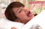 加藤綾子 フジテレビ女子アナウンサー セクシー 口開け 舌 目を閉じている 顔アップ 地上波キャプチャー 高画質エロかわいい画像21