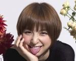 元AKB48 篠田麻里子 セクシー 舌出し 顔アップ カメラ目線 ショートヘア 高画質エロかわいい画像91