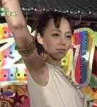 平野綾 セクシー 脇 顔アップ 地上波キャプチャー 高画質エロかわいい画像56