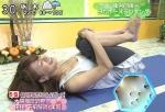八田亜矢子(はったあやこ) セクシー 赤ちゃんのポーズ ヨガ エクササイズ 体操 フィットネス 胸チラ おっぱいの谷間 地上波キャプチャー 高画質エロかわいい画像50