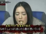仲間由紀恵 セクシー キャンデー舐め 顔アップ 目を閉じている 女優 地上波キャプチャー 擬似フェラ顔 高画質エロかわいい画像6