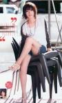 真木よう子 セクシー ショートパンツ 太もも 女優 ショートヘア カメラ目線 高画質エロかわいい画像5
