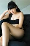HKT48 多田愛佳らぶたん セクシー チューブトップローレグビキニ水着 おっぱいの谷間 太もも 高画質エロかわいい画像14