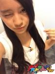 岡田結実 ますだおかだ岡田圭右の娘 モデル セクシー 顔アップ カメラ目線 ウインク U15 高画質エロかわいい画像3