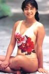 中条かな子 セクシー セクシー ハイレグ水着 おっぱいの谷間 日焼け 太もも ムチムチ あぐら 1990年代グラビアアイドル 高画質エロかわいい画像9